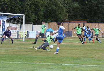 Angels vs AFC Wimbledon. 0-3 Pre-Season Friendly 15.08.20.