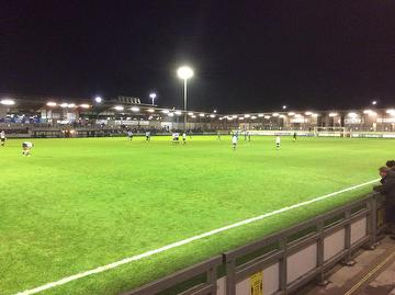 Dartford (4) vs Angels Academy (1) FA Youth Cup 3rd Q Rd 21.10.20.
