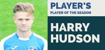 Elite Academy Players Player of the Season 2019/20 Harry Hudson