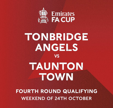 FA Cup 4th Qualifying Rd 24.10.20.