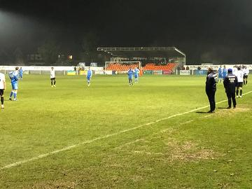 Hungerford Town (1) vs Angels (0) 03.12.19. by Wink Tomkinson