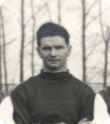 Jimmy Kirk, Tonbridge goalkeeper 1957-61