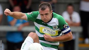 Lee Collins Yeovil Town